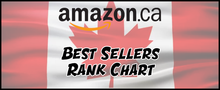 Canadian Bsr Chart Amazon Ca Updated Daily Flipamzn